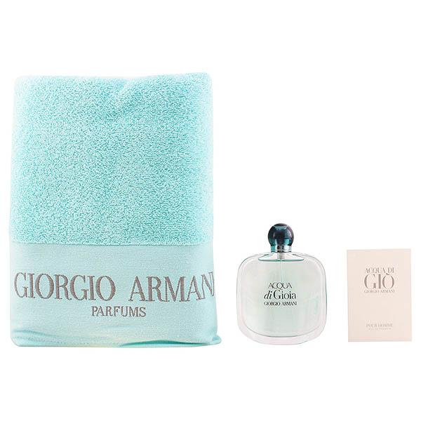 Set de Perfume Mujer Acqua Di Gioia Armani 93798 (2 pcs)