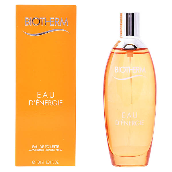 Perfume Mujer Eau D'energie Biotherm EDT special edition