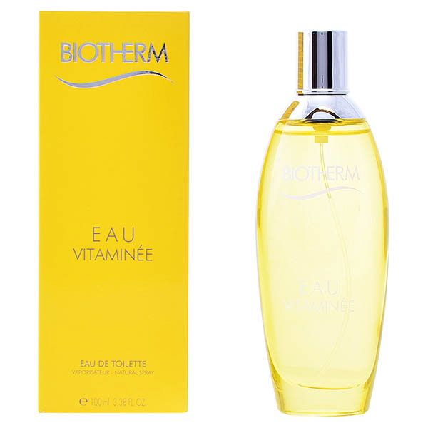 Perfume Mujer Eau Vitaminee Biotherm EDT special edition