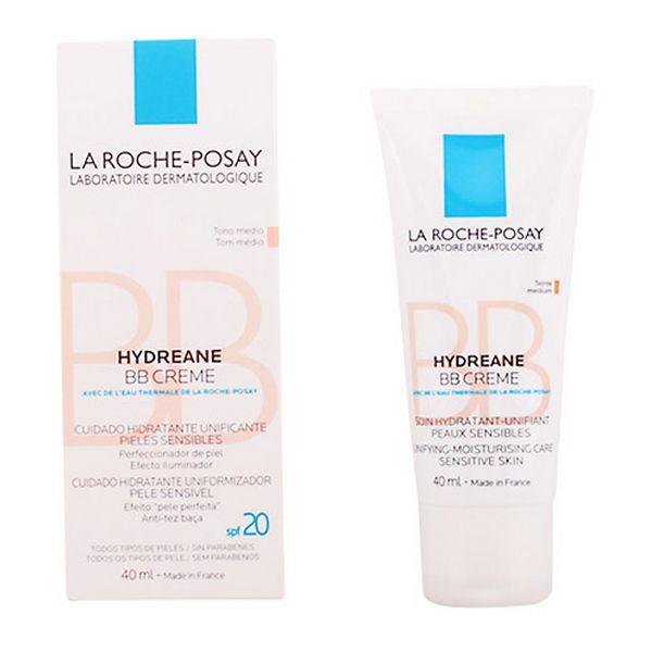 Crema Idratante con Colore Hydreane Bb Crème La Roche Posay Spf 20 (40 ml)