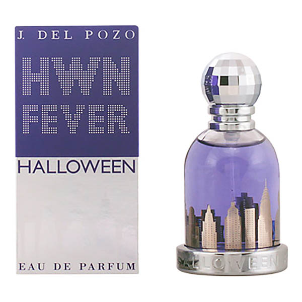 Perfume Mujer Halloween Fever Jesus Del Pozo EDP