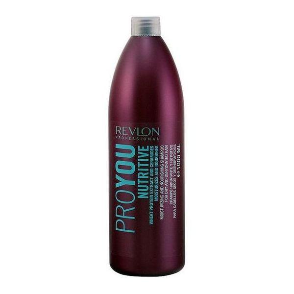 Hranljiv šampon za lase Proyou Nutritive Revlon