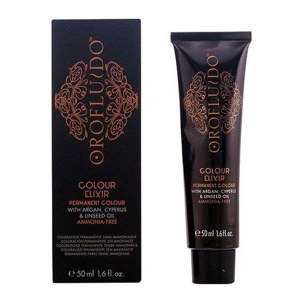 Barva za lase brez amonijaka Colour Elixir Orofluido (50 ml)