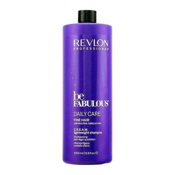 Shampoo per Dare Volume Be Fabulous Revlon