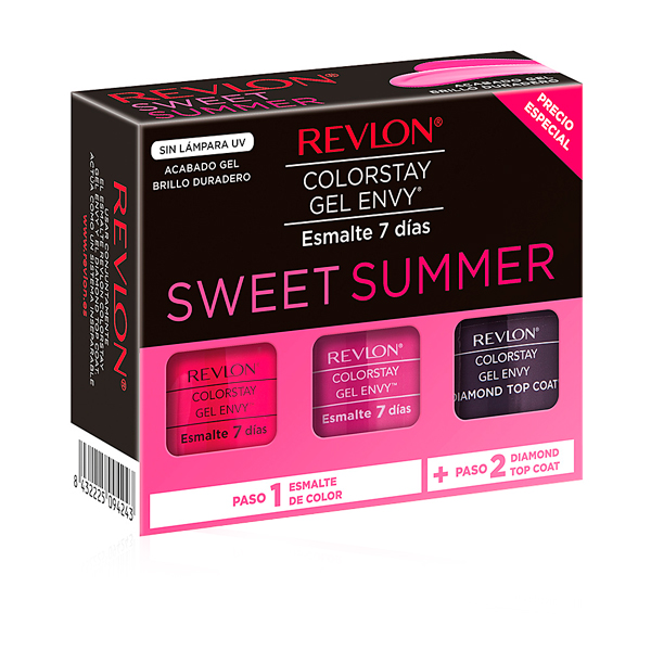 Set dei Manicure Sweet Summer Revlon (3 pcs)