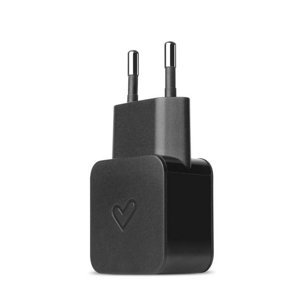 Polnilec USB Energy Sistem 424085 1.2A 1200mA 75 x 35 x 22 mm Črna