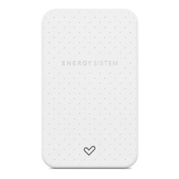 Power Bank Energy Sistem Extra Battery 5000 424450 5000 mAh Blanco