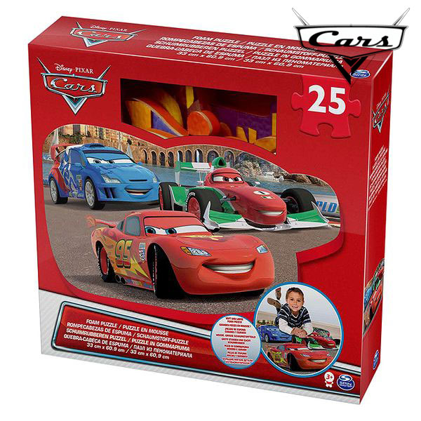 Sestavljanka Puzzle Cars 9672