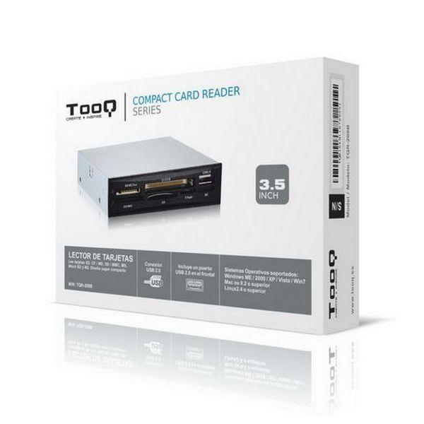Lettore di Schede Interno TooQ TQR-208B 3½