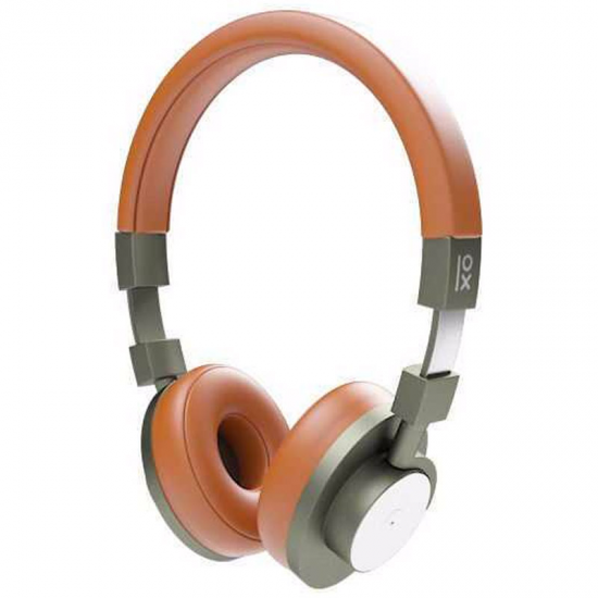 Auriculares Bluetooth con Micrófono Primux A15 NFC Marrón