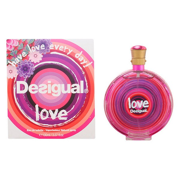 Perfume Mujer Love Desigual EDT