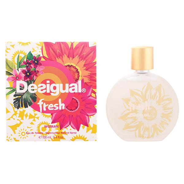 Perfume Mujer Fresh Woman Desigual EDT