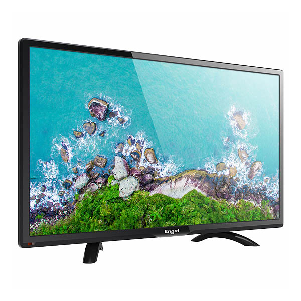 "TELEVISIóN ENGEL LE2460 24"" LED FULL HD NEGRO"