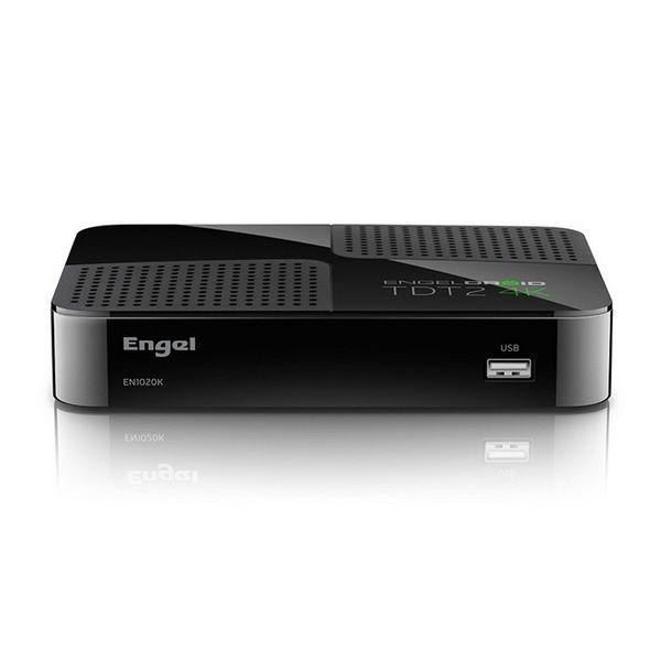 Adattatore Smart TV Engel EN1020K 4K Full HD TDT Wifi Nero