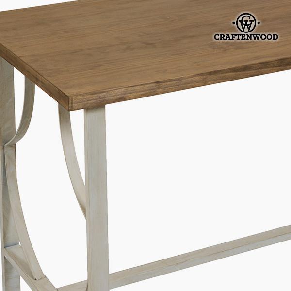 Mesa de Escritorio Madera / forja Beige - Colección Serious Line by Craftenwood (2)