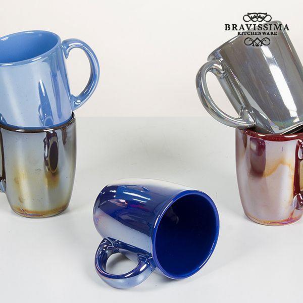 Juego de Jarras Loza Azul marino (6 pcs) - Colección Kitchen's Deco by Bravissima Kitchen (1)