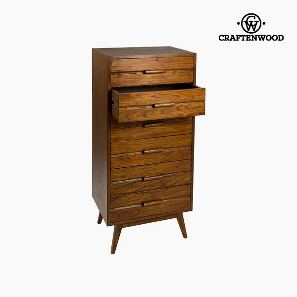 Chifonier Madera de mindi (118 x 55 x 40 cm) - Colección Serious Line by Craftenwood (2)