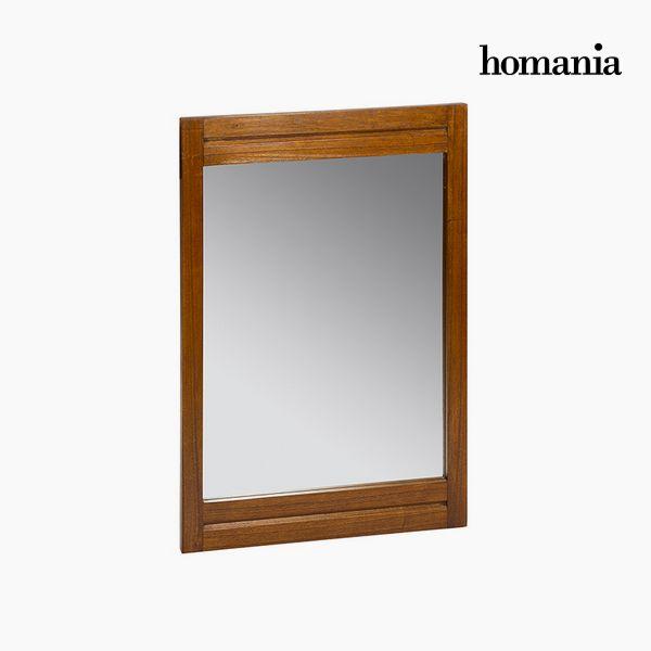 Espejo Madera de mindi by Homania