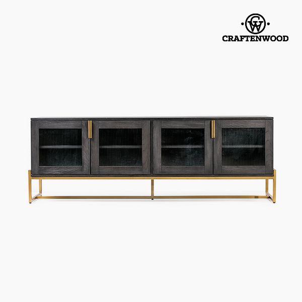 Mesa para Televisión Madera de roble (184 x 45 x 64 cm) by Craftenwood (1)