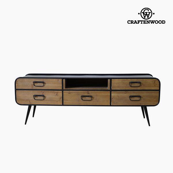 Mesa para Televisión Madera de abeto Mdf (150 x 40 x 52 cm) by Craftenwood