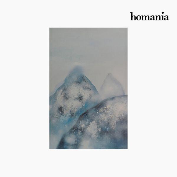 Quadro a Olio (60 x 4 x 90 cm) by Homania