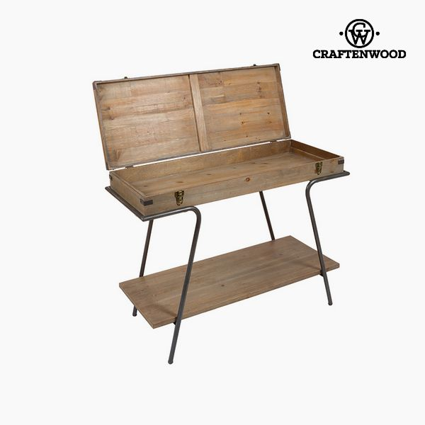 Recibidor Madera de abeto (115 x 45 x 80 cm) by Craftenwood (3)