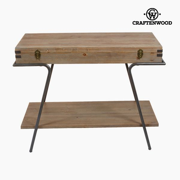Recibidor Madera de abeto (115 x 45 x 80 cm) by Craftenwood (1)