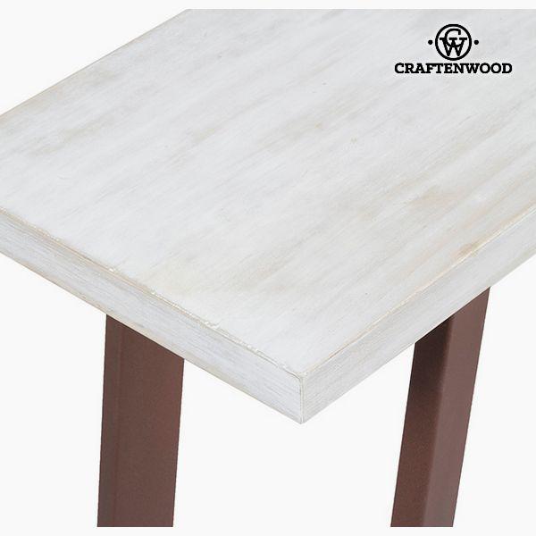 Recibidor Madera de pino Hierro forjado (80 x 30 x 75 cm) by Craftenwood (2)