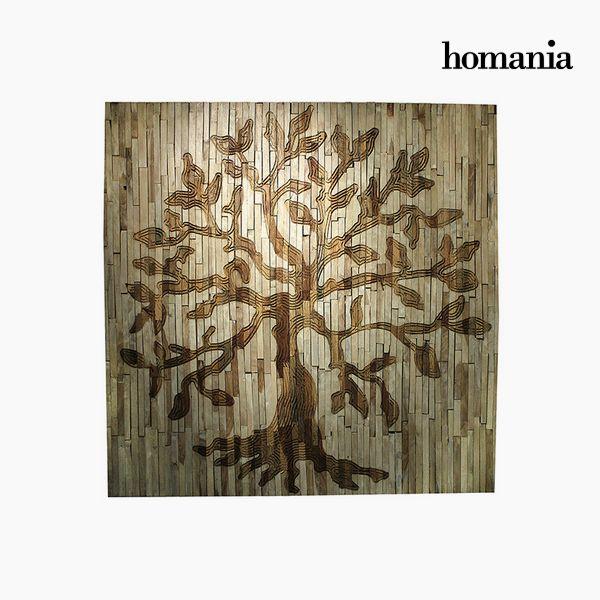 Cuadro (120 x 4 x 120 cm) by Homania