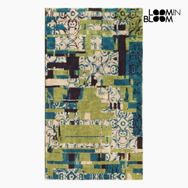 ALFOMBRA AZUL (150 X 80 X 3 CM) - COLECCIóN SWEET HOME BY LOOM IN BLOOM