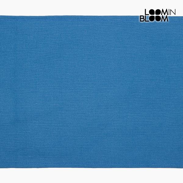 Namizni Prt Modra (30 x 45 x 0,05 cm) by Loom In Bloom