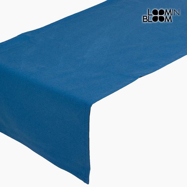 Namizni tekač Modra (135 x 40 cm) - Little Gala Zbirka by Loom In Bloom