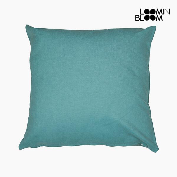 Cuscino Verde (45 x 45 cm) by Loom In Bloom