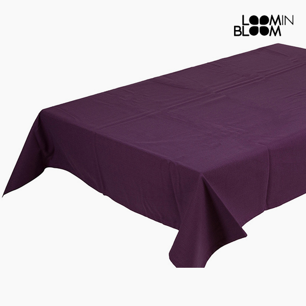 Tovaglia Porpora (135 x 200 x 0,05 cm) by Loom In Bloom