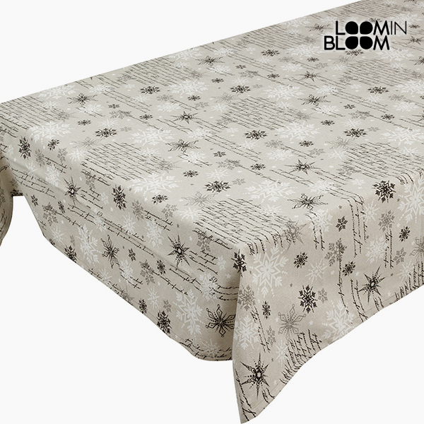 Tovaglia Nero (135 x 250 cm) by Loom In Bloom