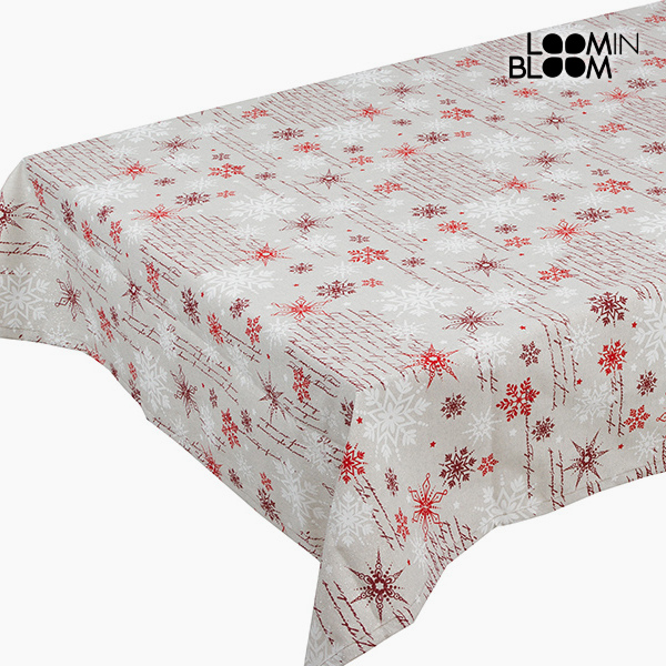 Tovaglia Rosso (135 x 250 cm) by Loom In Bloom