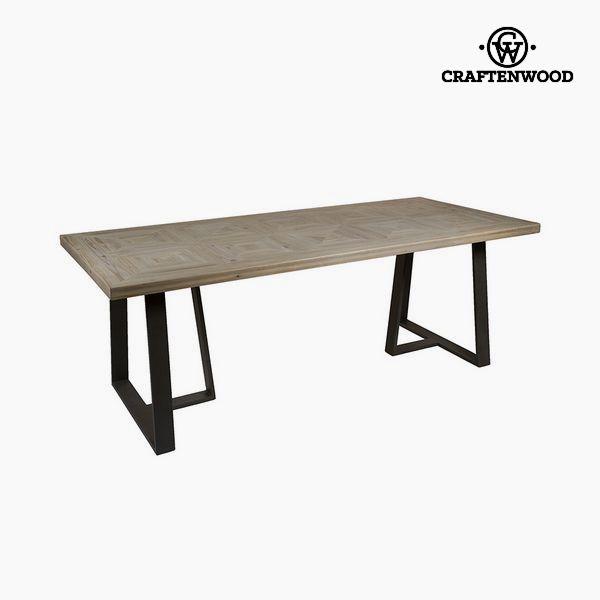 Tavolo da Pranzo Legno di abete (218 x 99 x 78 cm) by Craftenwood