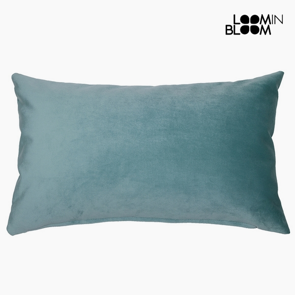 Cuscino Poliestere Verde (30 x 50 x 10 cm) by Loom In Bloom