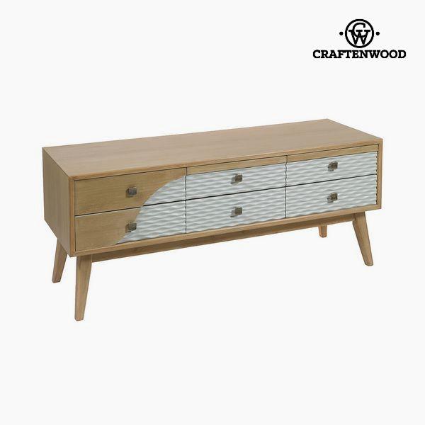 Tavolino TV Mdf (120 x 50 x 40 cm) by Craftenwood