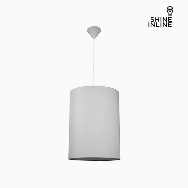 Lampadario Grigio chiaro (45 x 45 x 60 cm) by Shine Inline