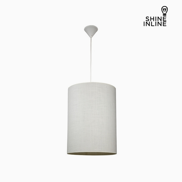 Lampadario Crema (45 x 45 x 60 cm) by Shine Inline