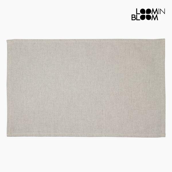 Namizni Prt Bež (13 x 20 x 0,5 cm) by Loom In Bloom