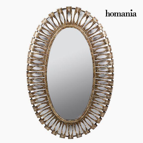 Espejo Oro Plata - Colección Autumn by Homania