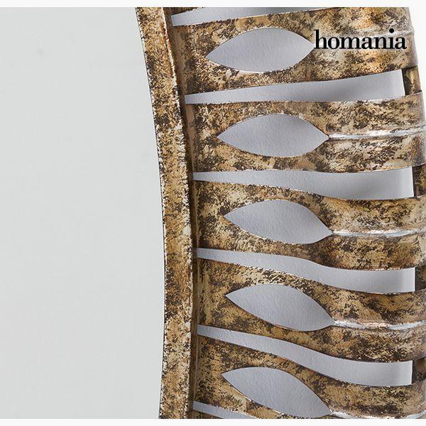 Espejo Oro Plata - Colección Autumn by Homania (1)