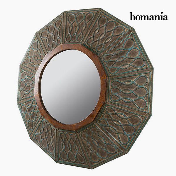 Espejo Redondo Bronce - Colección Vintage by Homania (2)