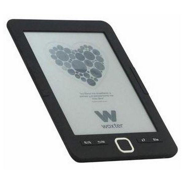 "eBook Woxter SCRIBA 195 6"" 4 GB Negro"