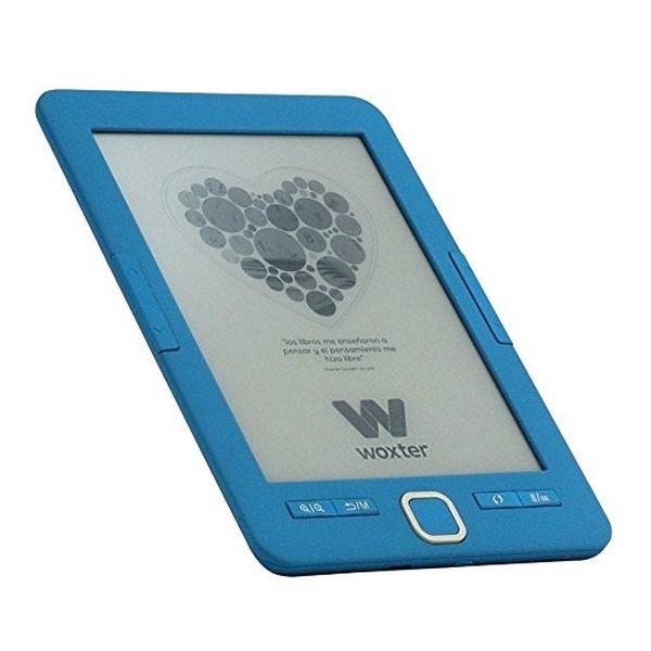 "eBook Woxter SCRIBA 195 6"" 4 GB Azul"