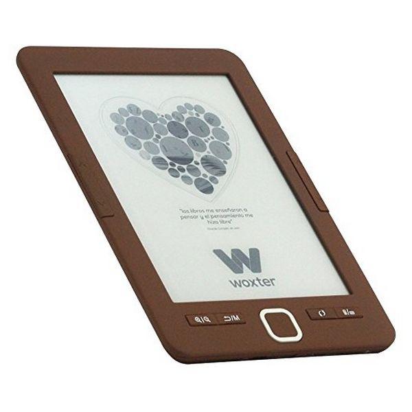 """eBook Woxter SCRIBA 195 6"""" 4 GB"""