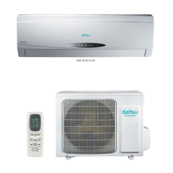 Aire Acondicionado Daitsu 168681 Split Inverter A / A 47 dB 5762 fg/h