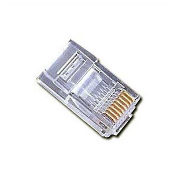Conector RJ45 Categoría 6 UTP iggual PSIPLUG3UP6/5(50) (50 pcs)